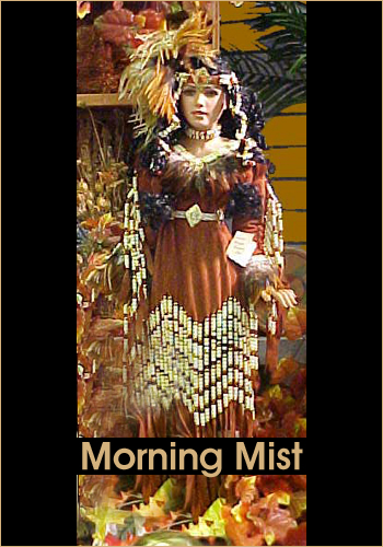 Morning Mist by Rustie - Rustie Dolls - Native American Indian